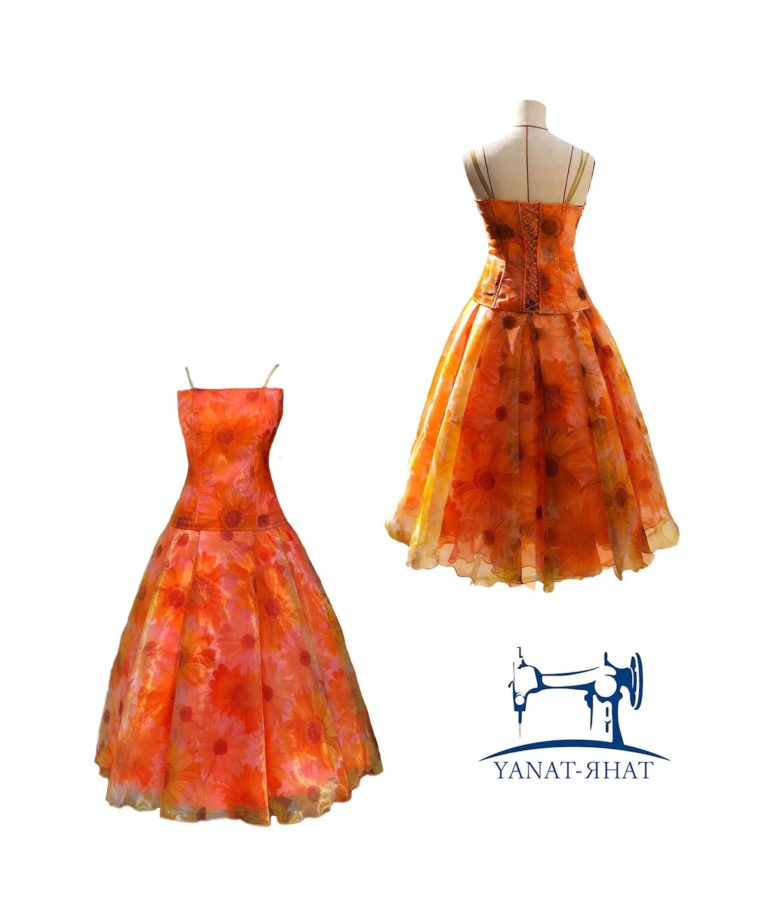 бальное платье